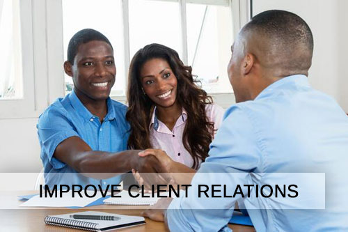 6 Ways to Improve Client Relations